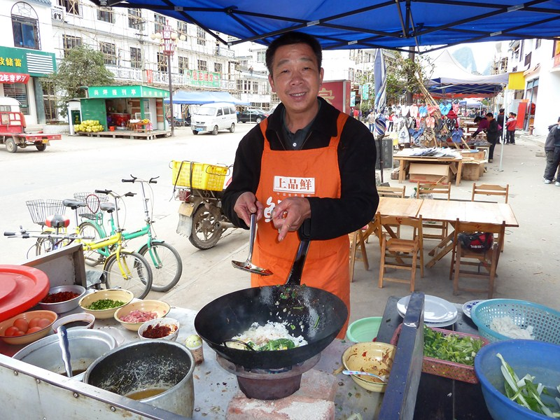 L art du wok recettes for Cuisinier wok